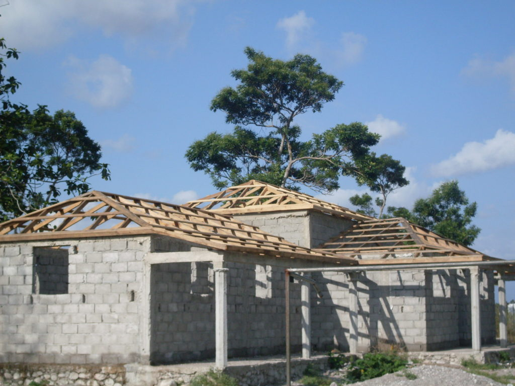March 21 2013 Chantal Haiti Construction Project Update