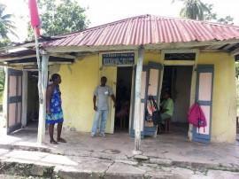 Ducis, Haiti School Directors Office